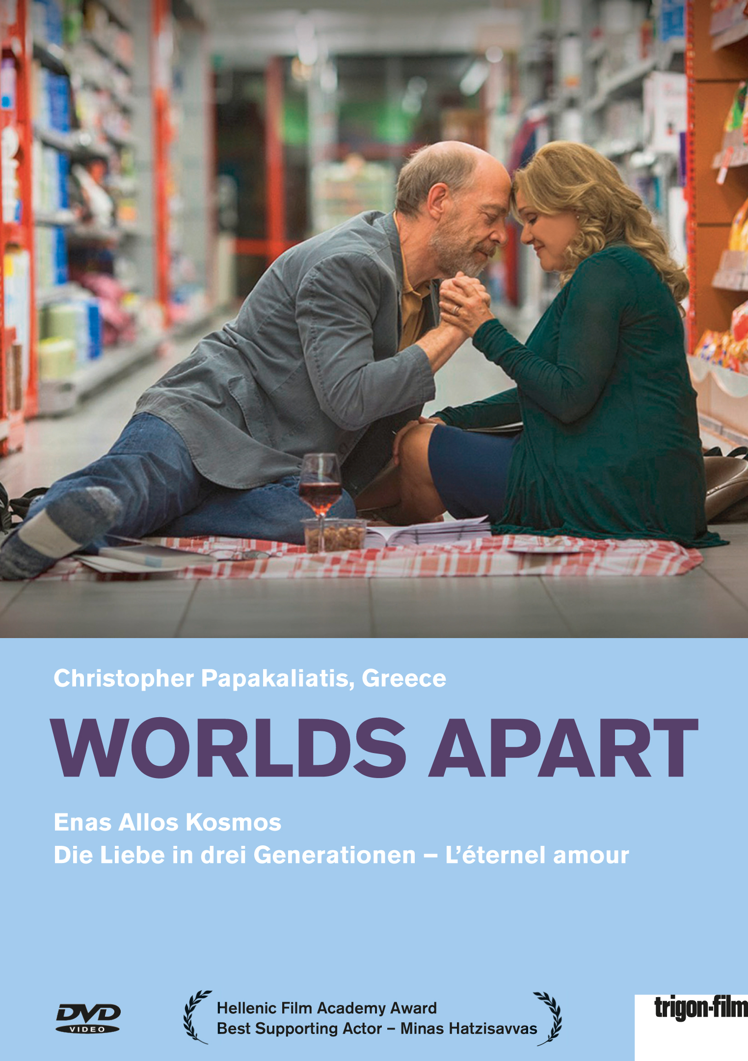 Worlds Apart (DVD) – trigon-film.org