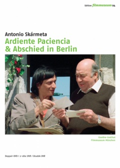 Ardiente Paciencia & Abschied in Berlin (DVD Edition Filmmuseum)