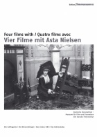 Four films with Asta Nielsen DVD Edition Filmmuseum