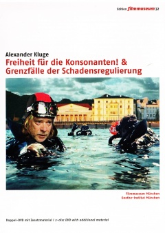 Freedom for the Consonants! & Borderline Cases of Damage Control (DVD Edition Filmmuseum)