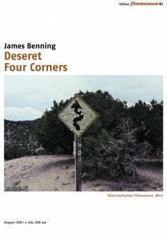James Benning: Deseret | Four Corners DVD Edition Filmmuseum
