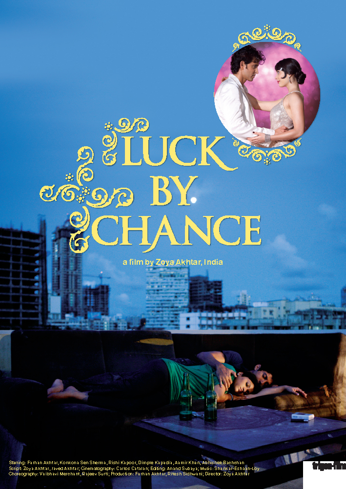 Luck by Chance (Posters A2) – trigon-film.org