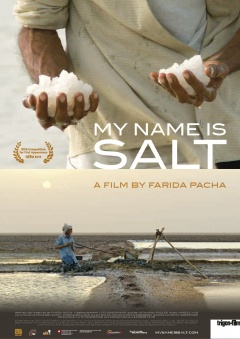 My Name Is Salt (Posters One Sheet)
