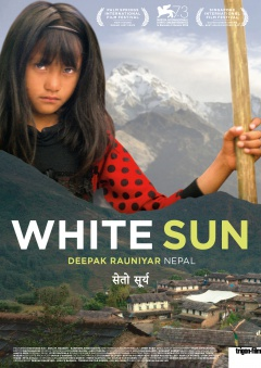 White Sun Posters One Sheet