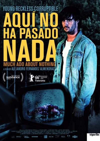 Aqui no ha pasado nada -  Much ado about nothing flyer