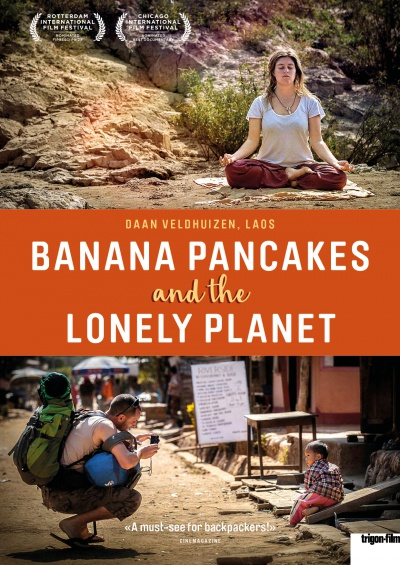 Banana Pancakes and the Lonely Planet flyer