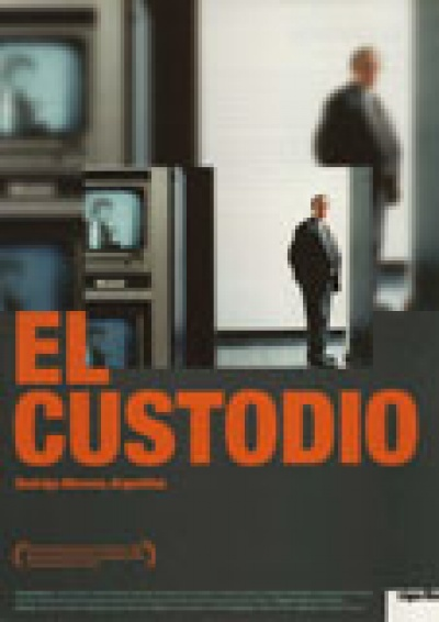 El custodio flyer