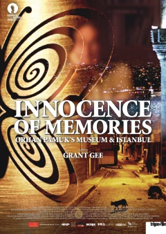 Innocence of Memories - Orhan Pamuk's Museum and Istanbul (Flyer)
