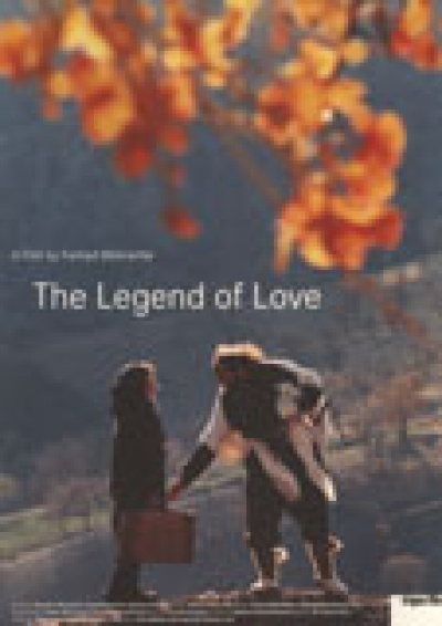 The Legend of Love - Tcherike-ye Hooram - Afsaneh- flyer