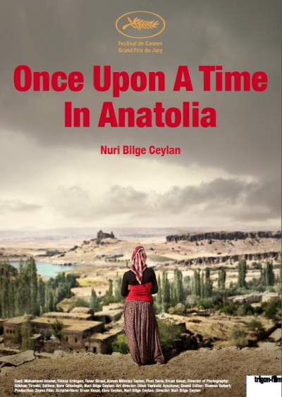 Once Upon A Time in Anatolia flyer