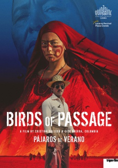 Birds of Passage flyer