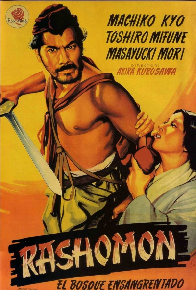 Rashomon flyer