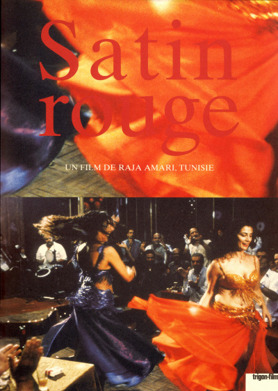 Satin Rouge flyer
