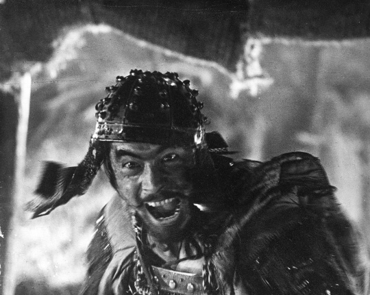 Photo: The Seven Samurai - Shichinin no samurai