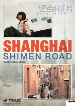 Shanghai, Shimen Road (Flyer)