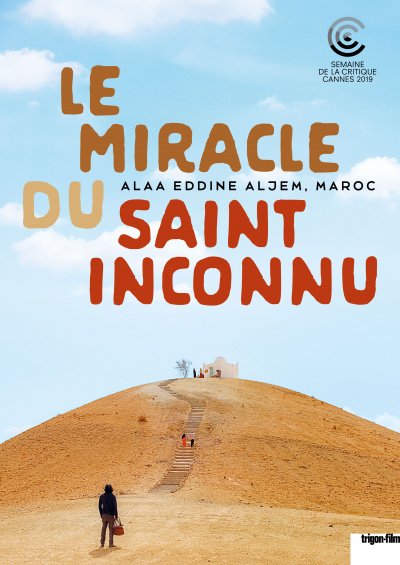 Le Miracle du Saint inconnu flyer