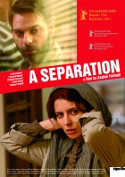 A Separation Affiches One Sheet