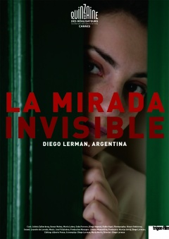 L'oeil invisible - La mirada invisble (Affiches One Sheet)