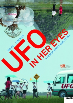 Ufo In Her Eyes (Affiches One Sheet)