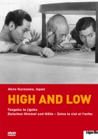 Entre le ciel et l'enfer - High and Low DVD