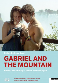 Gabriel et la Montagne - Gabriel and the Mountain (DVD)