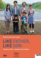 Like Father, Like Son - Tel père, tel fils DVD