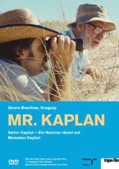 Monsieur Kaplan DVD