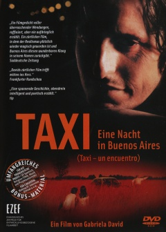 Taxi - une rencontre (DVD)