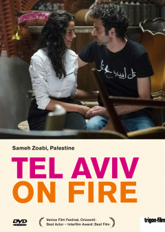 Tel Aviv On Fire DVD