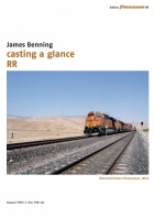 James Benning: casting a glance & RR DVD Edition Filmmuseum