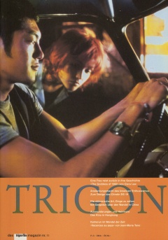 TRIGON 11 - The Goddess of 1967/Vacances au pays (Magazin)