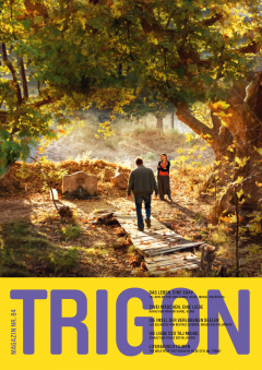 TRIGON 84 - Tel Aviv on Fire/Rafiki/Los silencios/Shiraz/The Wild Pear Tree (Magazin)